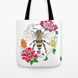Honey (color) Tote Bag
