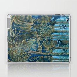 Forest Salmon Run  Laptop & iPad Skin