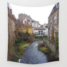 Water of Leith Edinburgh 3 Wall Tapestry