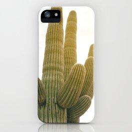Saguaros iPhone Case