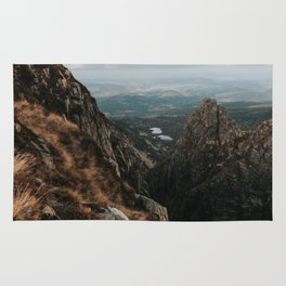 Giant Mountains - Landscape and Nature Photography Rug