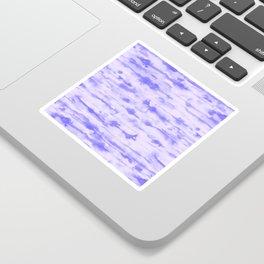 Stratus Ultraviolet Sticker