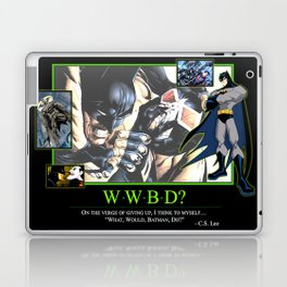 "INK-SPIRATION: ""W.W.B.D."" Laptop & iPad Skin"