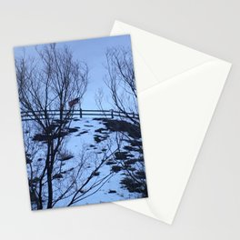Homestead flag Stationery Cards