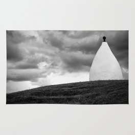 White Nancy Rug