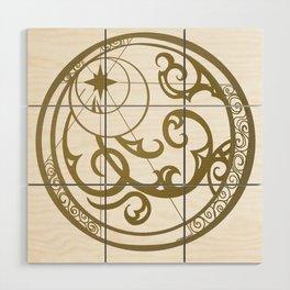 starchart Wood Wall Art