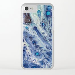 Lepidoptera Transparency Macro1 Clear iPhone Case