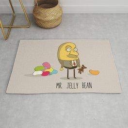 Mr. Jelly Bean Rug