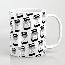 Cigarette Box Coffee Mug