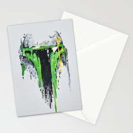 Green Menace 1 Stationery Cards
