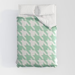 Mint Tooth Comforters