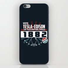 United for Science iPhone & iPod Skin