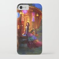 wanderlust iPhone & iPod Cases featuring Wanderlust by Aimee Stewart