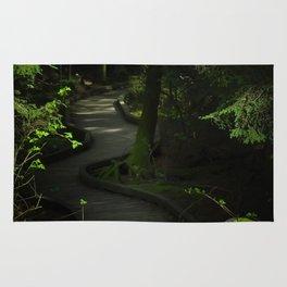 Path of Shadows Rug