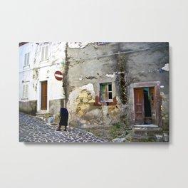 Sardinian Lost Places Metal Print