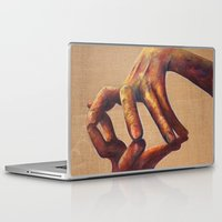 architecture Laptop & iPad Skins featuring Architecture by Peter Dannenbaum