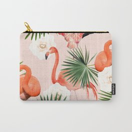 Flamingo Guava #society6 #decor #buyart Carry-All Pouch