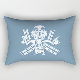 Moche Rectangular Pillow
