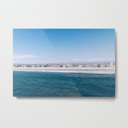 Venice Beach, California  Metal Print