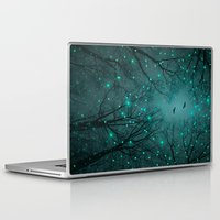 john Laptop & iPad Skins featuring One by One, the Infinite Stars Blossomed by soaring anchor designs