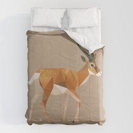 Gazelle. Comforters