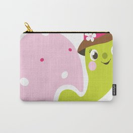Beautiful kids and baby Drawing Turtle Carry-All Pouch