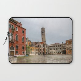 Venezia-Back to Place St-Marco Laptop Sleeve