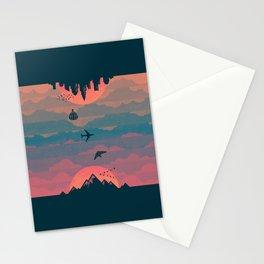 Sunrise / Sunset Stationery Cards