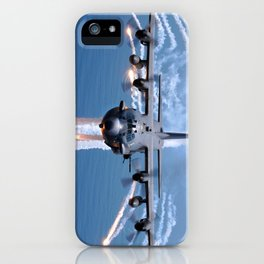 Lockheed AC-130 iPhone Case