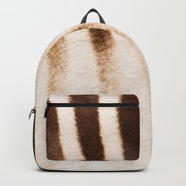 Zebra - Africa - #society6 #buyart #decor Backpack