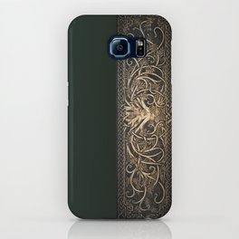 Ygdrassil the Norse World Tree iPhone Case