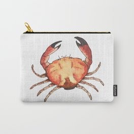 Crab: Fish of Portugal Carry-All Pouch