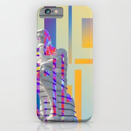 Thinker iPhone Case
