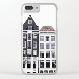 Stockholm Clear iPhone Case
