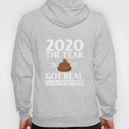 Funny Retro Vintage Retired 2022 Hoody