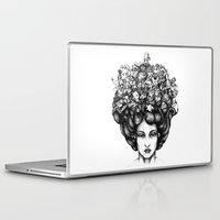 video game Laptop & iPad Skins featuring Video Game by LullaBy D