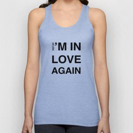 Love Part II 'I'm In Love Again' Unisex Tank Top