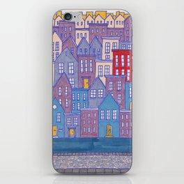 Pretty City II iPhone Skin