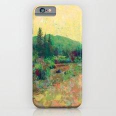 Miles to Go Before I Sleep Slim Case iPhone 6s