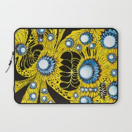 Indifinite Intersection of Emotion Laptop Sleeve
