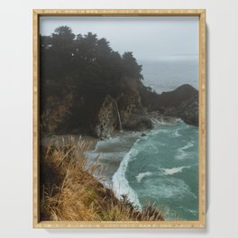 McWay Falls Serving Tray