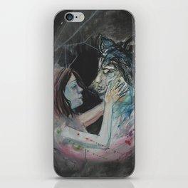 Vienes y vas iPhone Skin