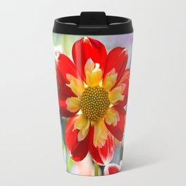 Dahlia In The Garden / 33 Travel Mug
