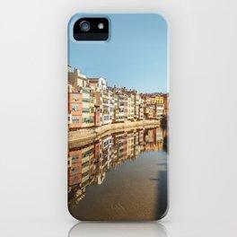Colorful Girona iPhone Case