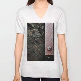 Wooden Energy Unisex V-Neck