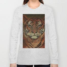 """ Tiger "" Long Sleeve T-shirt"
