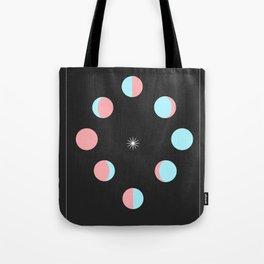 Mystique - Moons Tote Bag