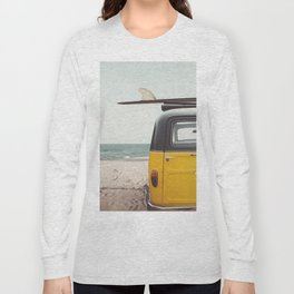Summer surfing Long Sleeve T-shirt