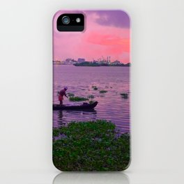 Waters of Kochi Part 1 iPhone Case