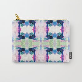 Friday Evening (Abstract Painting) Carry-All Pouch